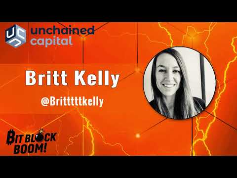 Britt Kelly – BTC – Pay For Anyone, Not Everyone – Session Two At BitBlockBoom