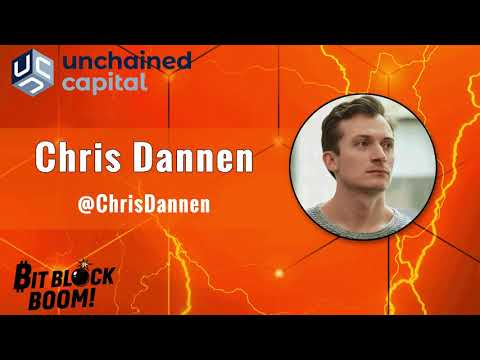 Chris Dannen – The Age Of Discontinuity – Session Eight At BitBlockBoom