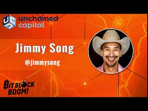 Jimmy Song – The Moral Case For Bitcoin – Session Three At BitBlockBoom