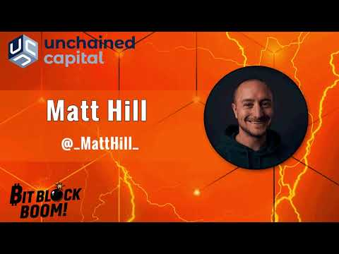 Matt Hill – Computing and Bitcoin – Session Ten At BitBlockBoom