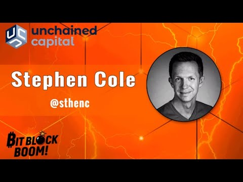 Stephen Cole – Bitcoin: A Defense Against Tyranny – Session Twelve At BitBlockBoom