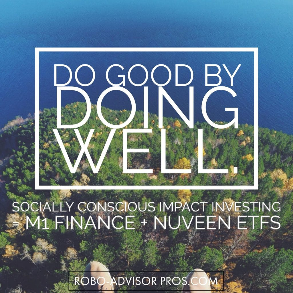 M1 Finance Socially Responsible Investing-Do Good and Make Money
