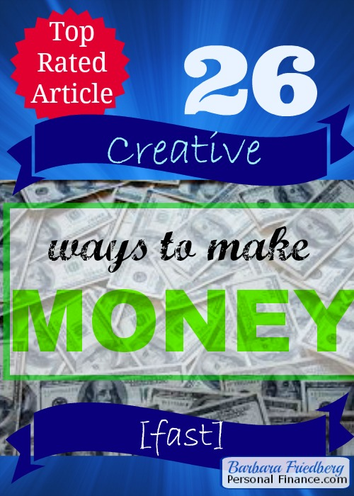 27 Creative Ways To Make Money Fast – Unique Side-Hustle Gigs