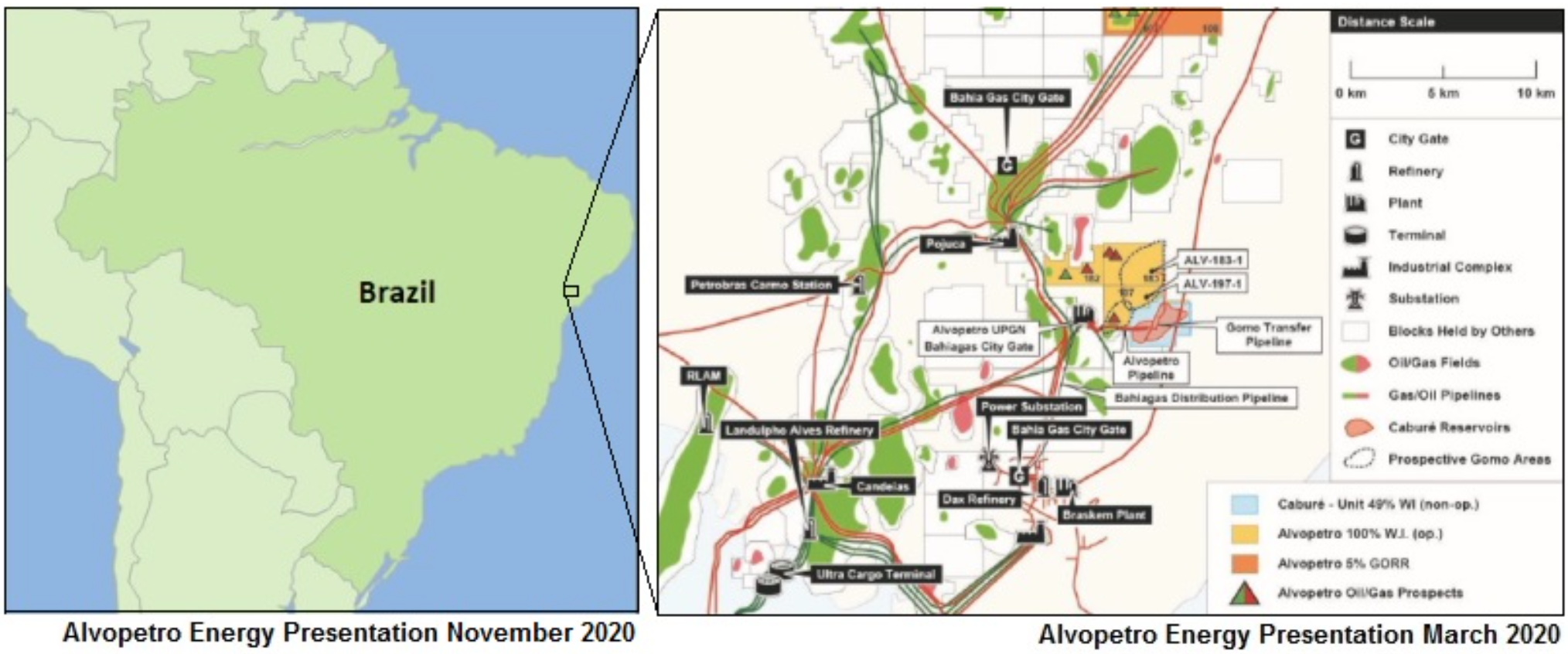ALVOF: Alvopetro Energy – Monthly Production Increasing from the Caburé Natural Gas Project