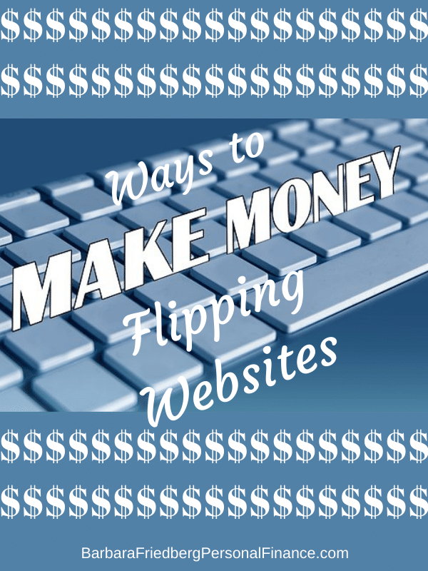 Flipping Website—Strategies for Profits