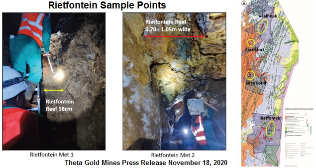 TGMGF: Pre-Feasibility Study (PFS) expected to be completed during 1Q 2021; Use modern mining methods to dramatically improve rate of production
