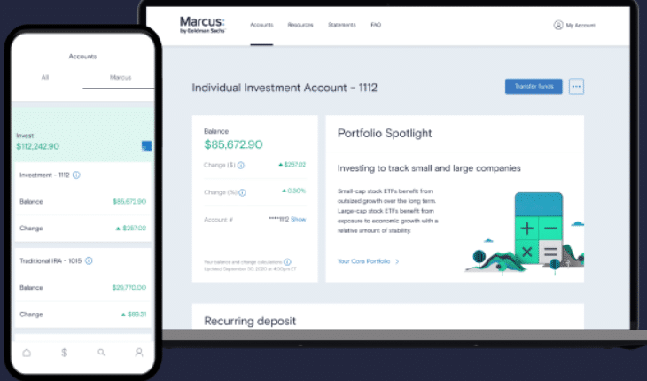 Marcus Invest Review | Pros, Cons, + Top Features
