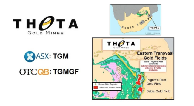 TGMGF: Theta Gold Mines Completes Gravity Survey of Existing Tailings Dam and the Area of its Planned Extension