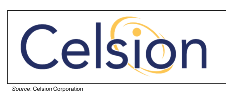 CLSN: Initiating Coverage of Celsion Corporation; Novel DNA-Based Cancer Immunotherapy Technology…